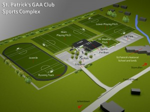 St. Pats, GAA, Stamullen, Pitches
