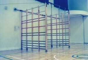 climbing frames 2 Panel Frame3