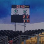 GAA Club Electronic Scoreboards