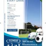 Goalposts, GAA, Hockey, Football