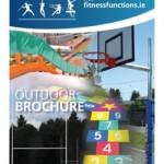 Outdoor Sports Equipment Brochure