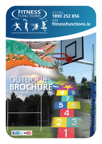 Outdoor Sports Equipment Brochure