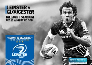 Leinster & Gloucester, Tallaght Stadium1