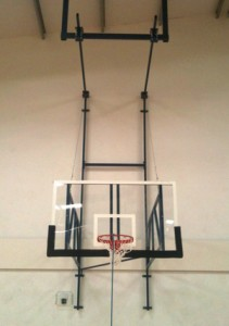 Basketball Goals, St. Marys Sports Centre, Edgeworthstown, Longford.1