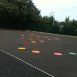 Playground Markings, Wicklow