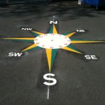 Playground Markings, wicklow2