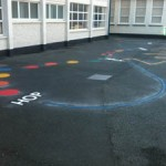 Playground Markings, wicklow3