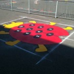 Playground Markings, wicklow4
