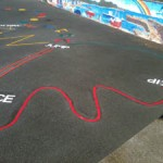 Playground Markings, wicklow5