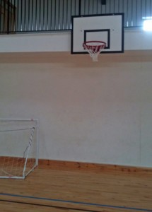 Practice Basketball, St. Marys Sports Centre, Longford