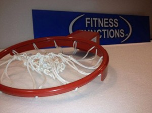 Heavy Duty Basketball Ring