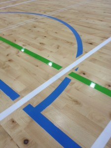 galway school sports line marking2