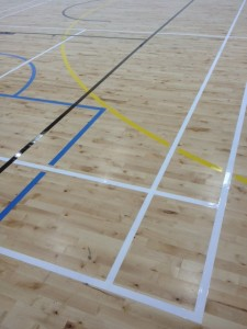 galway school sports line marking4