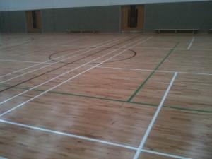 tipperary school sports line marking2