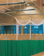 Sports Hall Divisional Curtain