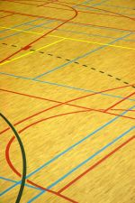 Indoor Sports Linemarking