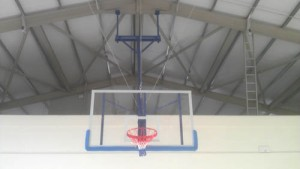 Ceiling Basketball Goals