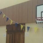 Cross Court Basketball