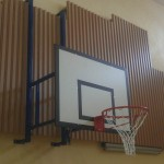 Cross Court Basketball Goals