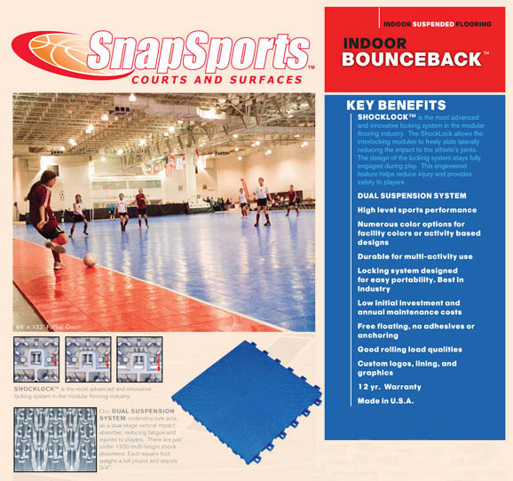 SnapSports Sports Surfacing Ireland
