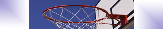 Oudoor Basketball Header