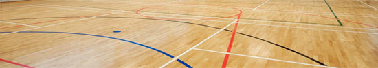 Sports Floors & Line Marking