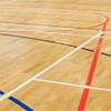 Indoor Linemarking Sports Floor