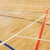 Indoor Linemarking Sports Floor